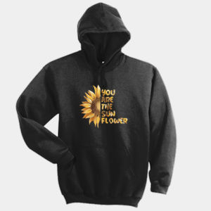 YOU ARE THE SUNFLOWER HOODIE  Thumbnail
